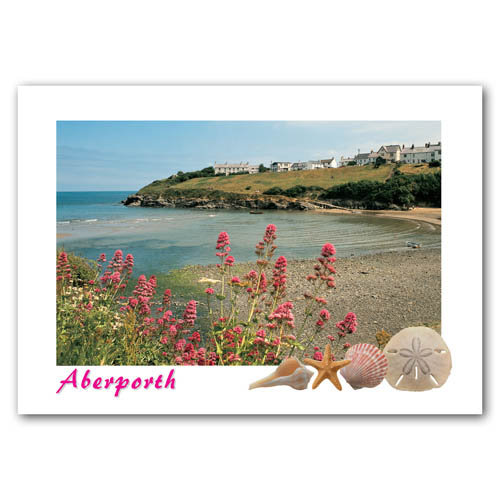 Aberporth - Sold in pack (100 postcards)