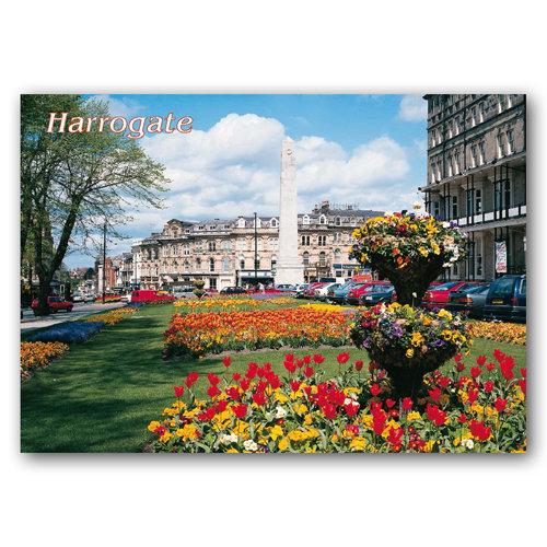 Harrogate - Sold in pack (100 postcards)
