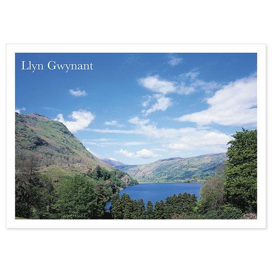 Llyn Gwynant - Sold in pack (100 postcards)