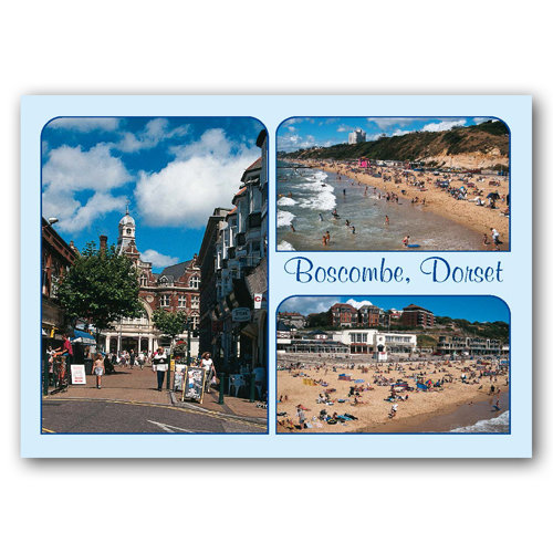 Boscombe - Sold in pack (100 postcards)