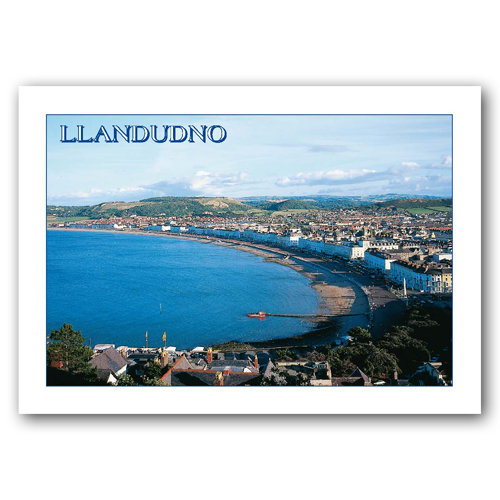 Llandudno - Sold in pack (100 postcards)
