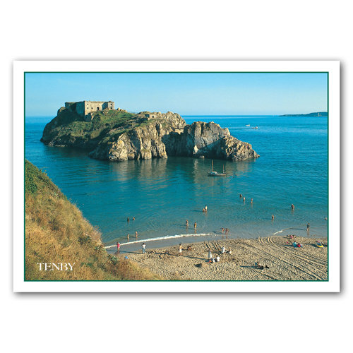 Tenby - Sold in pack (100 postcards)