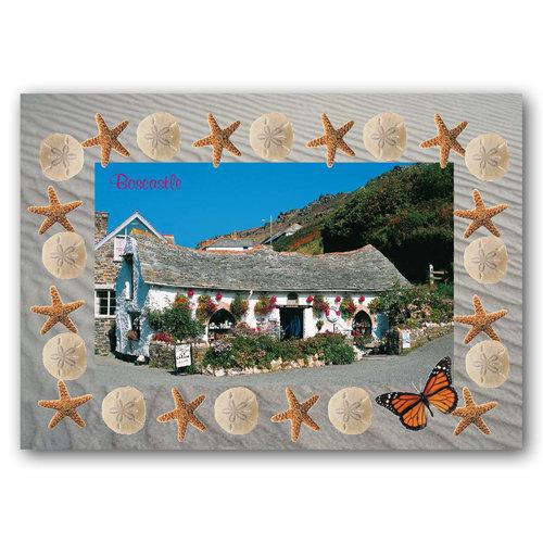 Boscastle - Sold in pack (100 postcards)