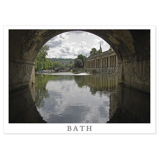 Bath Bridge - Sold in pack (100 postcards)