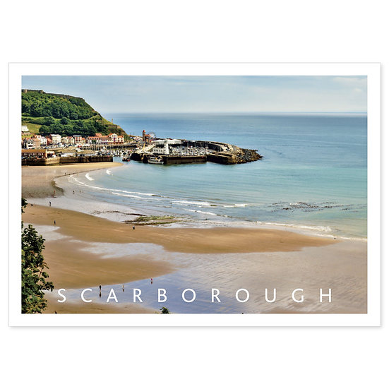 Scarborough Beach - Sold in pack (100 postcards)