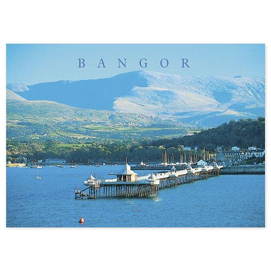 Bangor - Sold in pack (100 postcards)