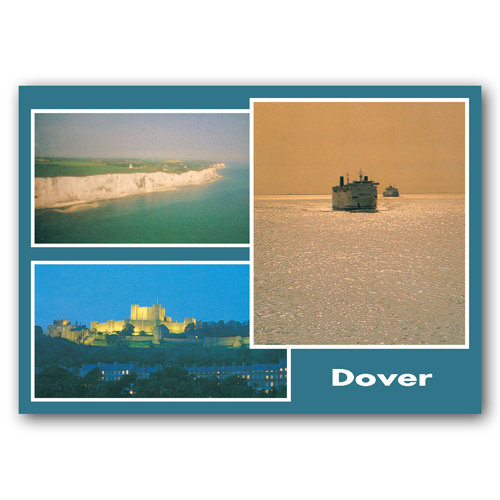 Dover Comp - Sold in pack (100 postcards)