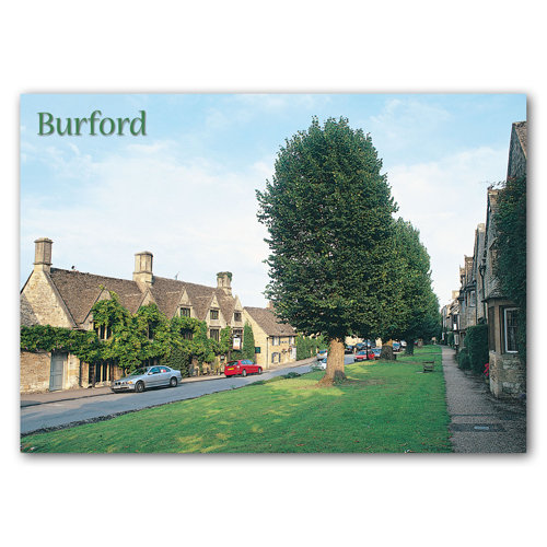 Burford - Sold in pack (100 postcards)