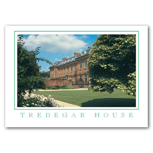 Tredegar House Gwent - Sold in pack (100 postcards)