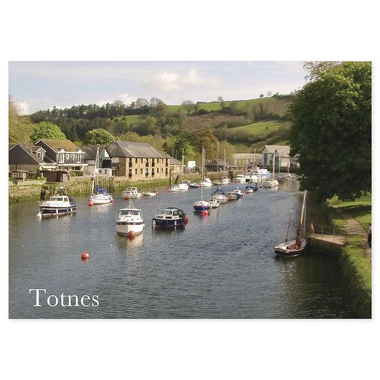 Totnes - Sold in pack (100 postcards)