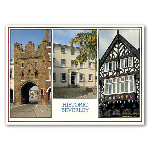 Beverley - Sold in pack (100 postcards)