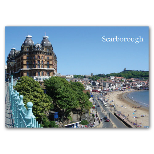 Scarborough - Sold in pack (100 postcards)