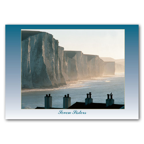 Seven Sisters - Sold in pack (100 postcards)