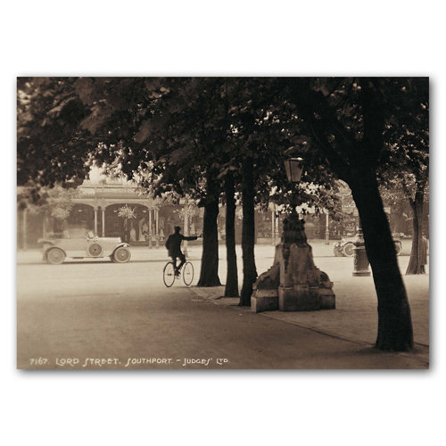 Southport Sepia No 4 - Sold in pack (100 postcards)