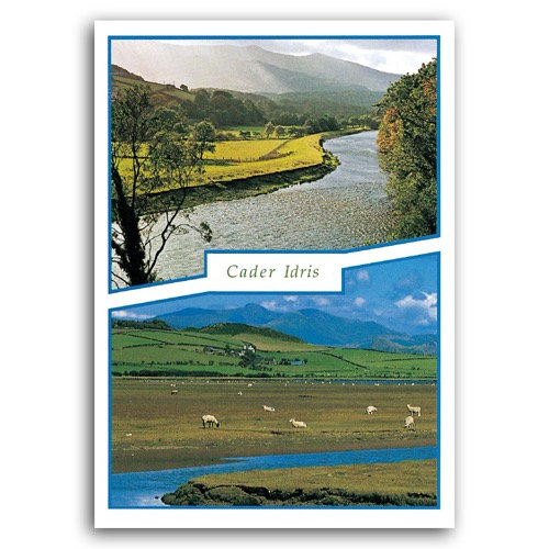 Cader Idris - Sold in pack (100 postcards)