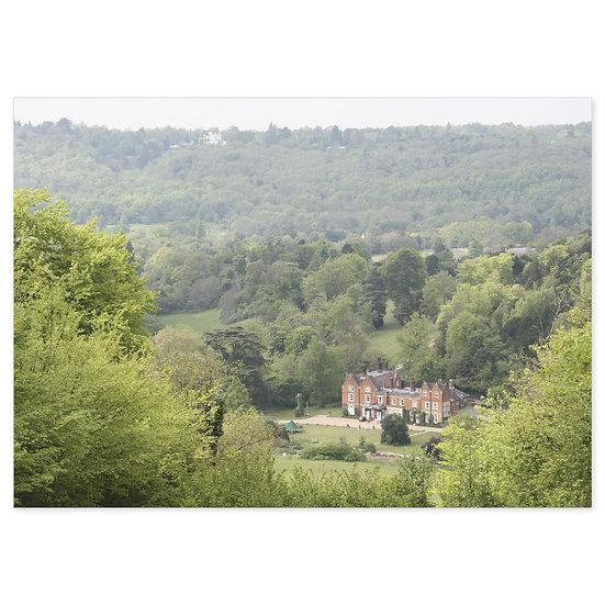 Surrey Hills - Sold in pack (100 postcards)
