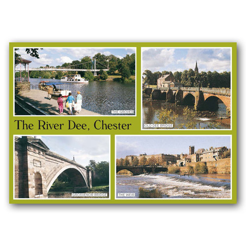 Chester R Dee Comp - Sold in pack (100 postcards)