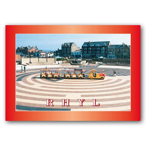 Rhyl - Sold in pack (100 postcards)