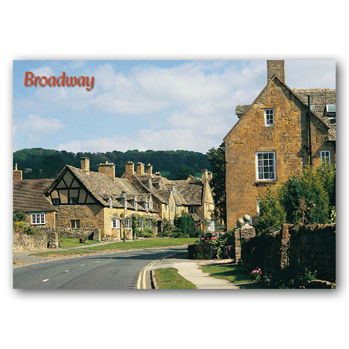 Broadway - Sold in pack (100 postcards)