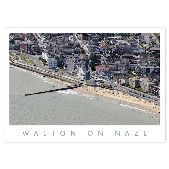 Walton on Naze - Sold in pack (100 postcards)
