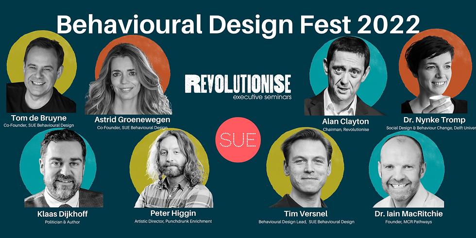 Behavioural Design Fest 2022