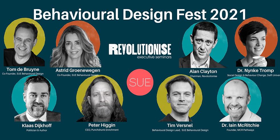 Behavioural Design Fest 2021