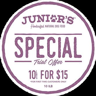 Special Offer - Chicken Dinner (10 lb)