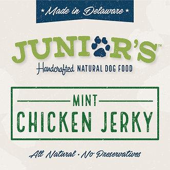 Mint Chicken Jerky