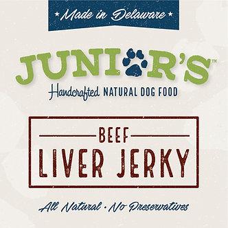 Beef Liver Jerky