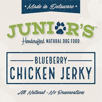Blueberry Chicken Jerky