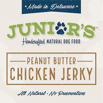 Peanut Butter Chicken Jerky