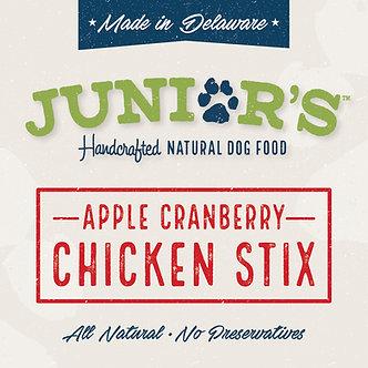 Apple Cranberry Chicken Stix