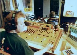 JR at Radio 6, 1994