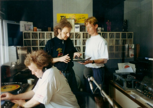Radio 6, early 90s