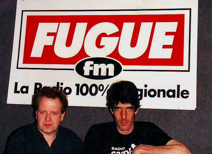 JR and GL, Fugue FM