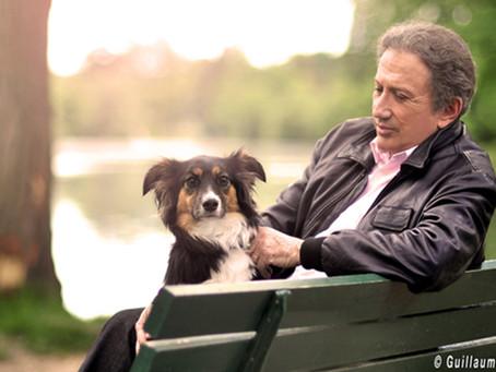 Michel Drucker : « Les animaux me sont indispensables »