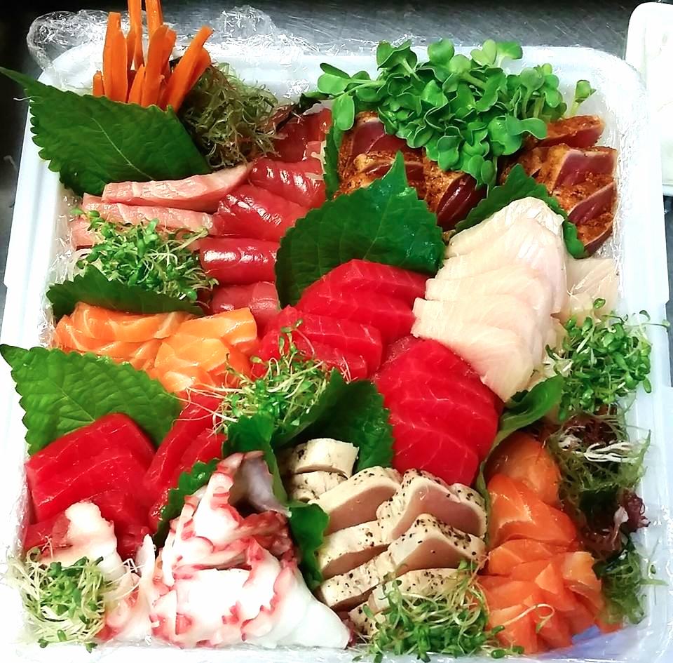 Sashimi Plater