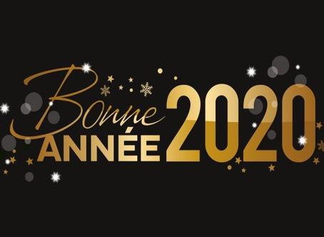 Une Offre pour la nouvelle Année 2020 !
