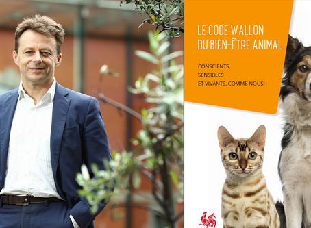 Carlo Di Antonio : « Je crois à la nécessité d'un ministère dédié au bien-être animal »