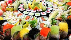 Sushi Catered Tray