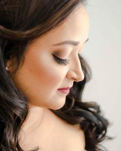 Soft bridal look for my bride!!! Love my job 🎀 #tampamakeup #tampamakeupartist #tampamua #makeupbyp