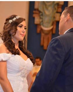 Alter shot of the beautiful bride 👰 hai