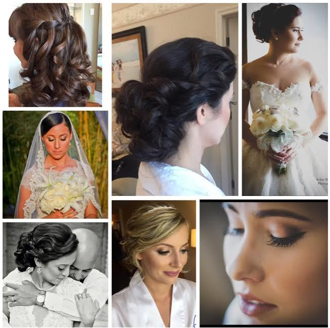 Bridal Collage