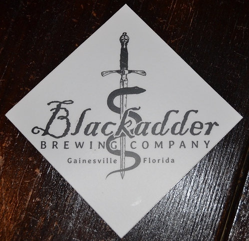 Blackadder Brewing Sticker