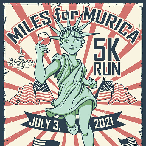 Miles for Murica 5K