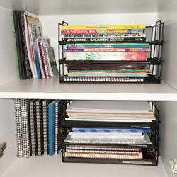 organized kids paper