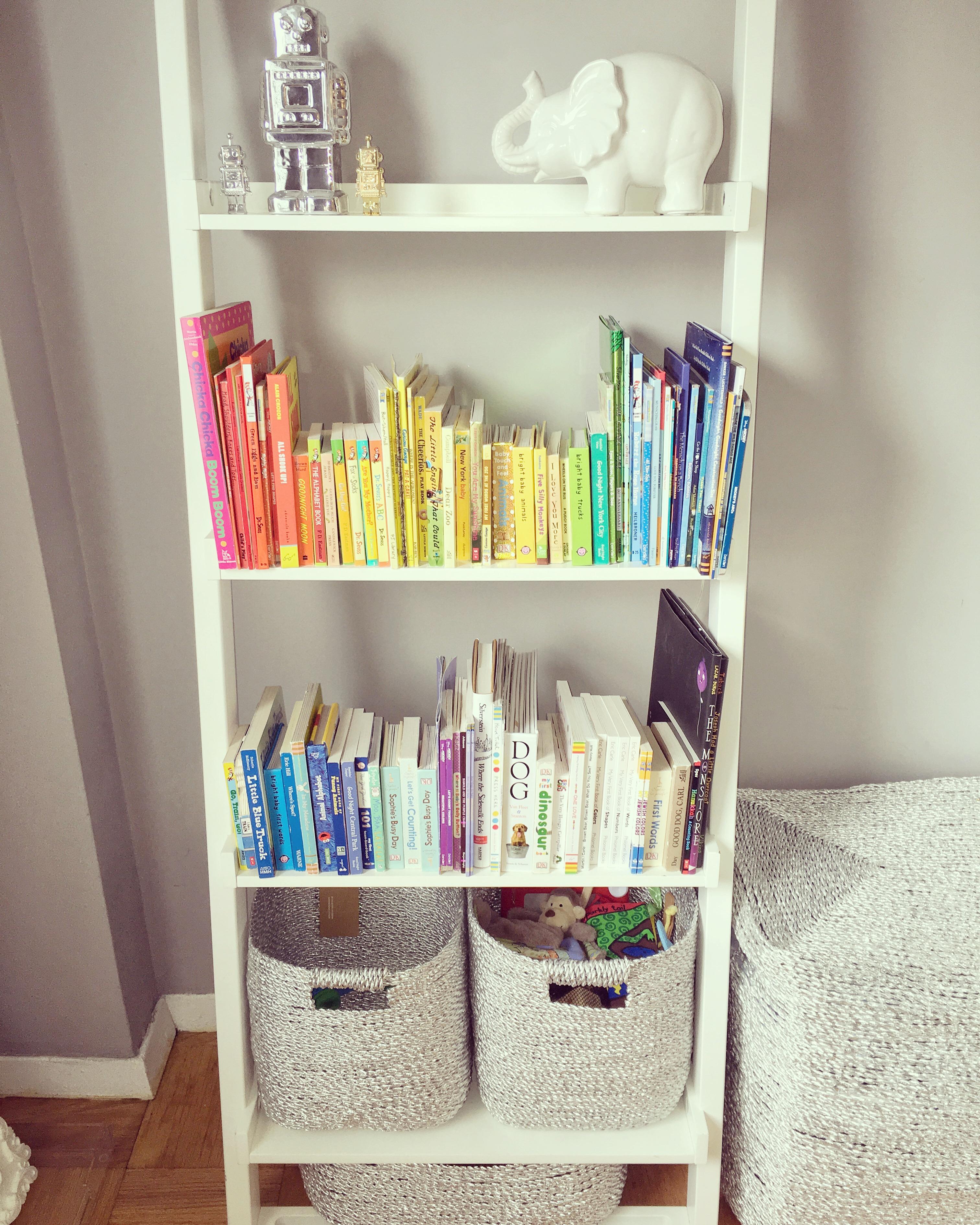 Organized Kids Room