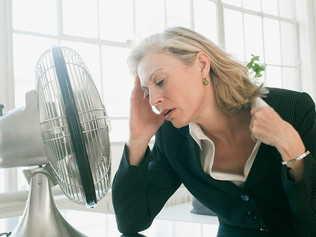 Not just hot flashes: Many women experience substantial premenopausal symptoms
