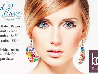 Check out our Botox packages!