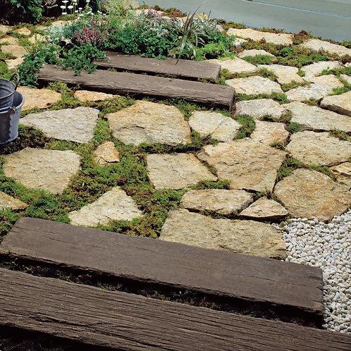 自然石(飛び石風):ジャルディノストーン[1枚あたり]